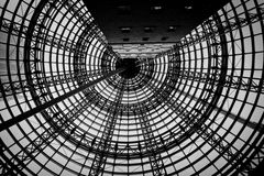 Iconisch Centraal Melbourne Royalty-vrije Stock Foto