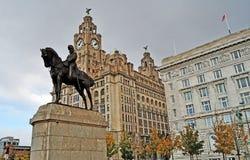 Iconisch Liverpool Stock Foto's