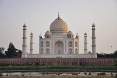 Iconisch Taj Mahal, Agra, India stock afbeeldingen