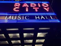 Iconische Radiostad Stock Afbeeldingen