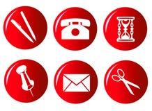 Icono 36 Fotos de archivo libres de regalías
