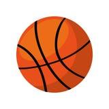Icono aislado globo del baloncesto libre illustration