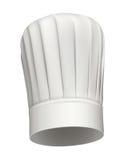 Icono alto del vector del sombrero del cocinero Fotografía de archivo