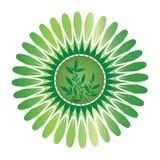 Icono ambiental ilustración del vector