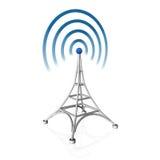 Icono de la antena Imagen de archivo libre de regalías