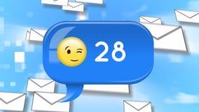 Icono de la burbuja del mensaje