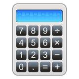Icono de la calculadora stock de ilustración