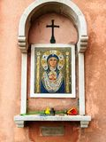 Icono de la calle de Murano Imágenes de archivo libres de regalías