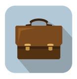 Icono de la cartera Fotografía de archivo libre de regalías