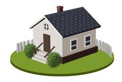 Icono de la casa ilustración del vector