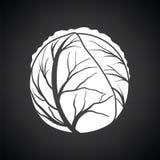 Icono de la col libre illustration