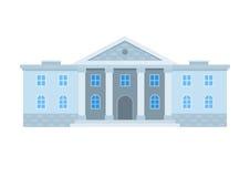 Icono de la construcción de escuelas libre illustration