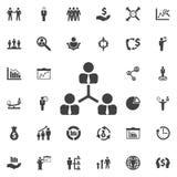 Icono de la estructura del hombre libre illustration