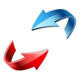 Icono de la flecha libre illustration