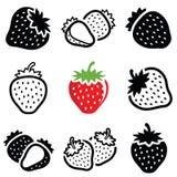 Icono de la fresa libre illustration