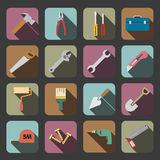 Icono de la herramienta stock de ilustración