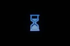 Icono de la interferencia del cargamento Fotografía de archivo libre de regalías