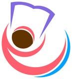 Icono de la lectura stock de ilustración