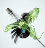 Icono de la música Fotos de archivo libres de regalías