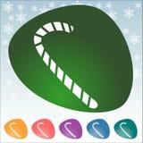 Icono de la Navidad Imagenes de archivo