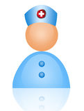 Icono de la salud Imagenes de archivo