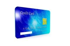 Icono de la tarjeta de crédito Imagen de archivo libre de regalías