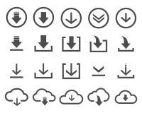 Icono de la transferencia directa del vector en el fondo blanco libre illustration