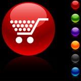 Icono de las compras. Foto de archivo libre de regalías