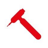 Icono de las píldoras Foto de archivo