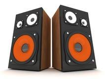 Icono de los sonidos Imagenes de archivo