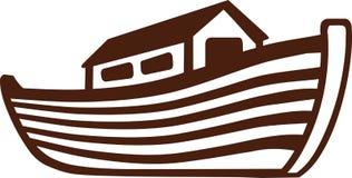 Icono de Noah de la arca libre illustration