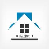 Icono de Real Estate Fotos de archivo libres de regalías