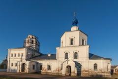 Icono de Smolensk de la iglesia Foto de archivo