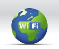 Icono de Wifi Imagenes de archivo