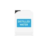 Icono del agua destilada libre illustration