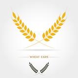 Icono del aislante de los oídos del trigo libre illustration