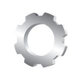 Icono del ajuste ilustración del vector