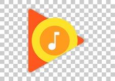 icono del apk de la música del juego de Google