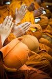 Icono del Buddhism Imagen de archivo libre de regalías