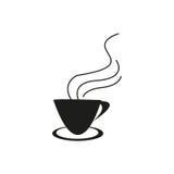 Icono del café Imagen de archivo