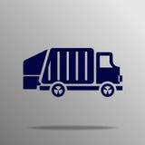 Icono del camión Fotografía de archivo