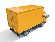 Icono del camión de reparto foto de archivo libre de regalías