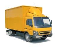 Icono del camión de reparto fotografía de archivo libre de regalías