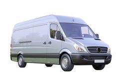 Icono del camión de reparto, servicio de transporte imágenes de archivo libres de regalías