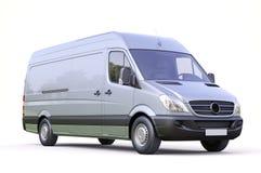 Icono del camión de reparto, servicio de transporte foto de archivo libre de regalías