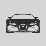 Icono del coche Vector Imágenes de archivo libres de regalías