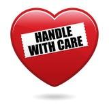 Icono del corazón Fotos de archivo libres de regalías