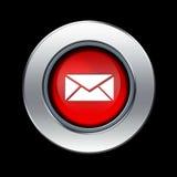 Icono del correo Imagenes de archivo