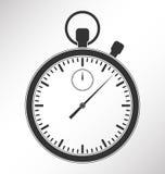 Icono del cronómetro Fotos de archivo libres de regalías