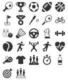 Icono del deporte ilustración del vector